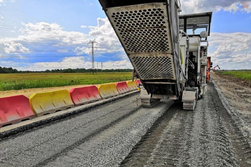 Дорожники рассказали об итогах ремонта на трассе Р-254 в Курганской области