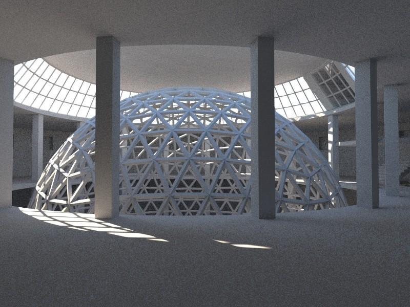 Под куполом можно будет проводить концерты