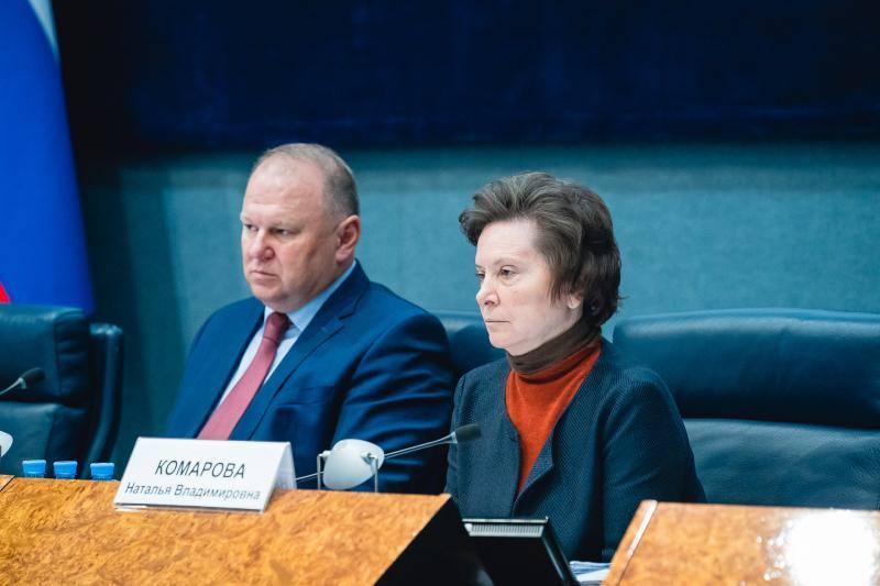 Цуканов подчеркивал четкое следование майским указам президента