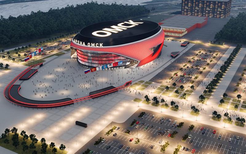 Проект арены