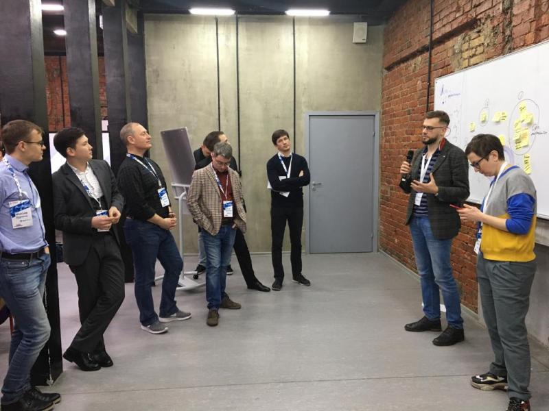 Лидеры России и их подопечные подвели итоги совместной работы в рамках проекта «Наставничество»