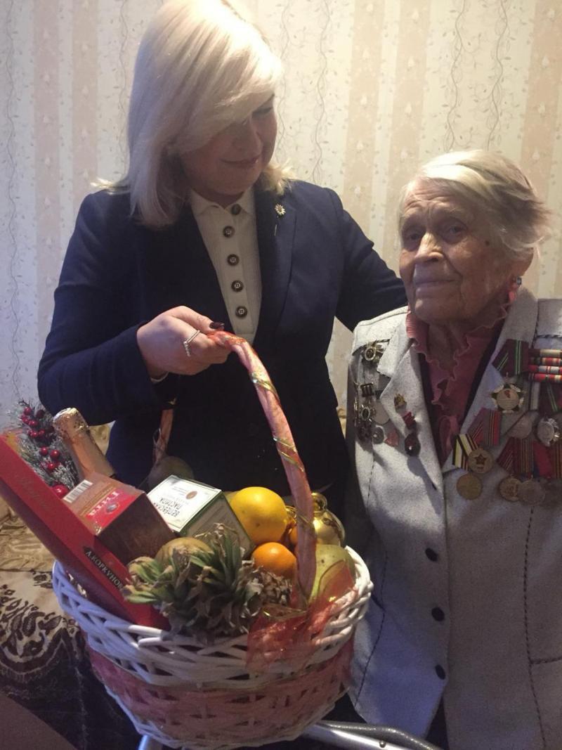 В Кузбассе стартовала акция поддержки ветеранов Великой Отечественной войны