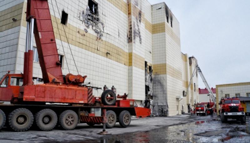 Жертвами страшного пожара стали 60 человек