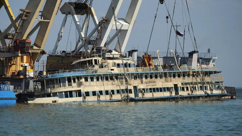 10 июля в Куйбышевском водохранилище затонул теплоход «Булгария»