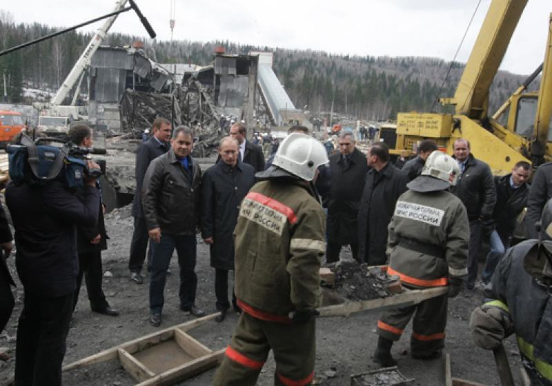 На крупной российской угольной шахте в кемеровской области произошли два взрыва