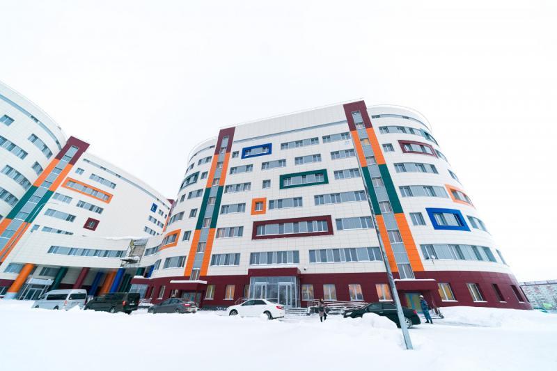Центр охраны детства и материнства в Сургуте
