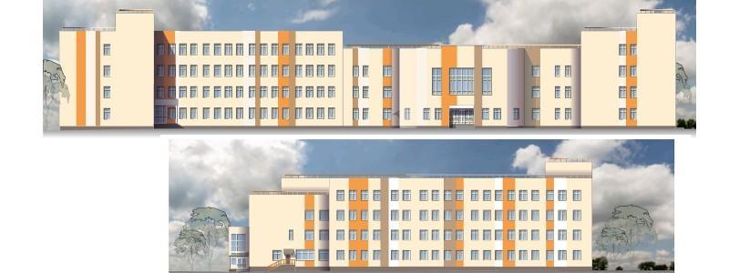 Дизайн-проект новой школы