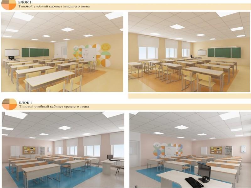 так будет выглядеть новая школа