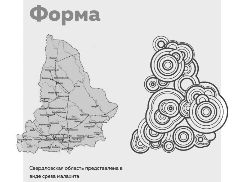 В Свердловской области презентовали дизайн единой социальной карты