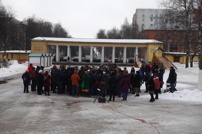 Глеб Никитин: ответственные за благоустройство парка провалили работу по общению с населением
