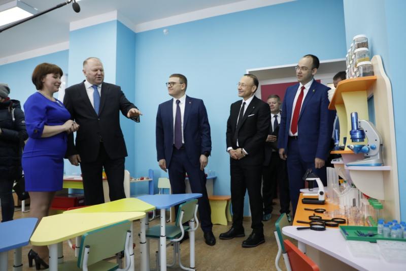 РМК вкладывается в развитие Карабаша