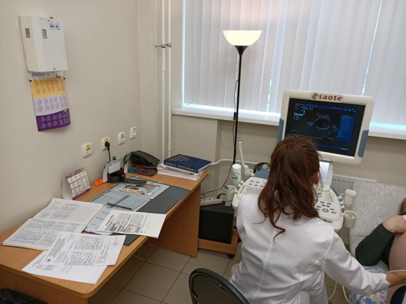 В перинатальном центре Нижегородской области открылось консультативно-диагностическое отделение
