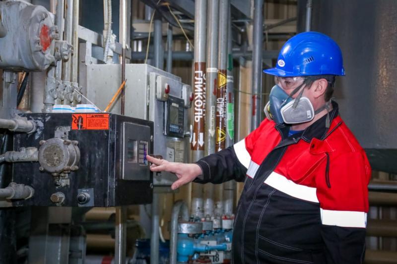 Завод Лукойла