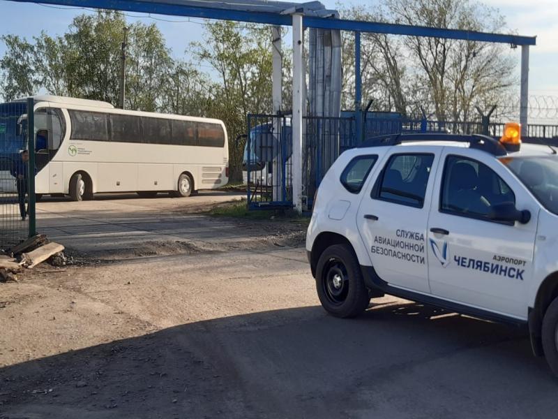 В Челябинске готовятся принять почти сто вахтовиков из Якутии