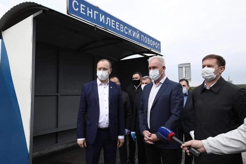 Сергей Морозов вместе с заболевшим Дмитрием Вавиловым проверял ремонт трассы