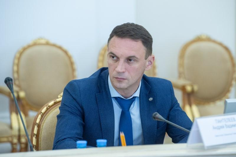 Замгубернатора Андрей Пантелеев
