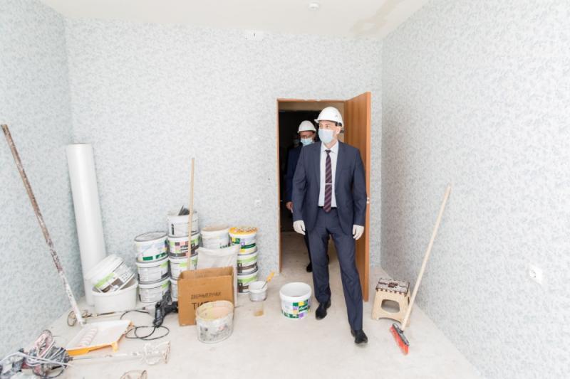 За первое полугодие выкупили 365 квартир для расселения из аварийного и ветхого жилья