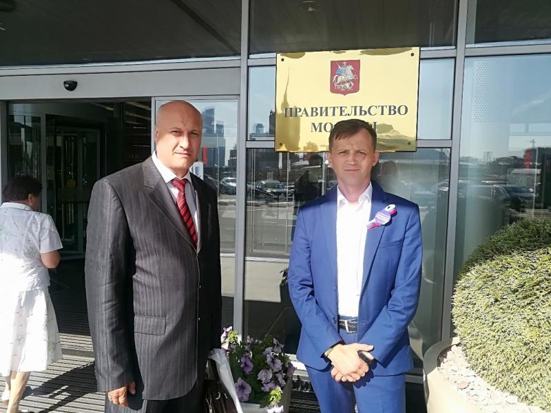 Александр Андрюков и Дмитрий Рябов, правозащитники
