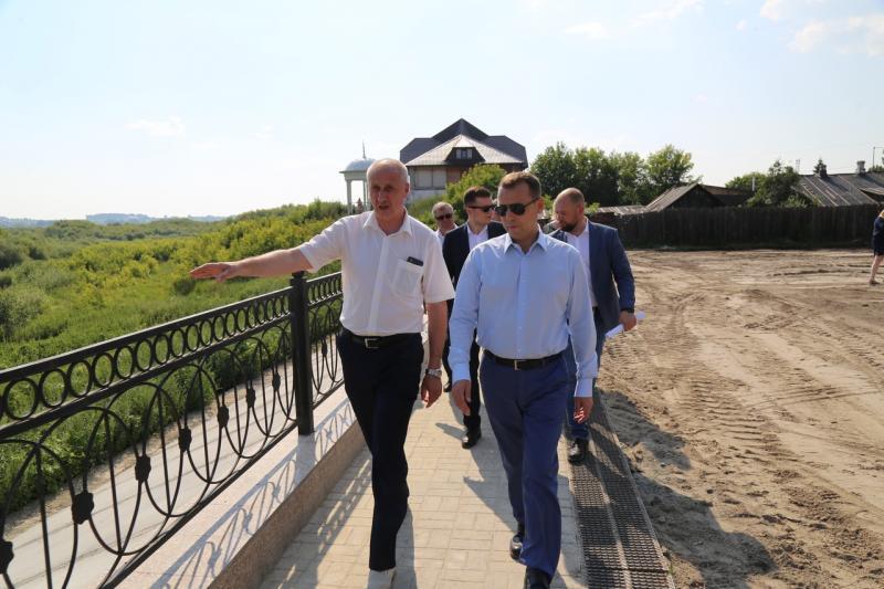Виктор Ермишкин и Вадим Шумков
