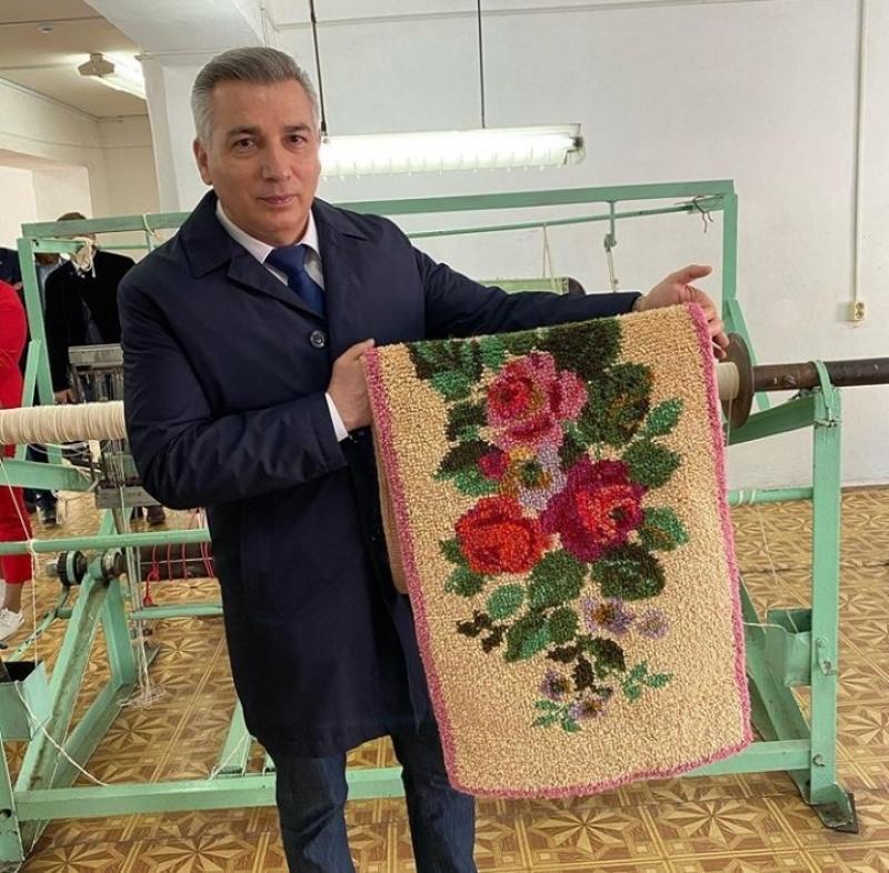 Ишимские ковры