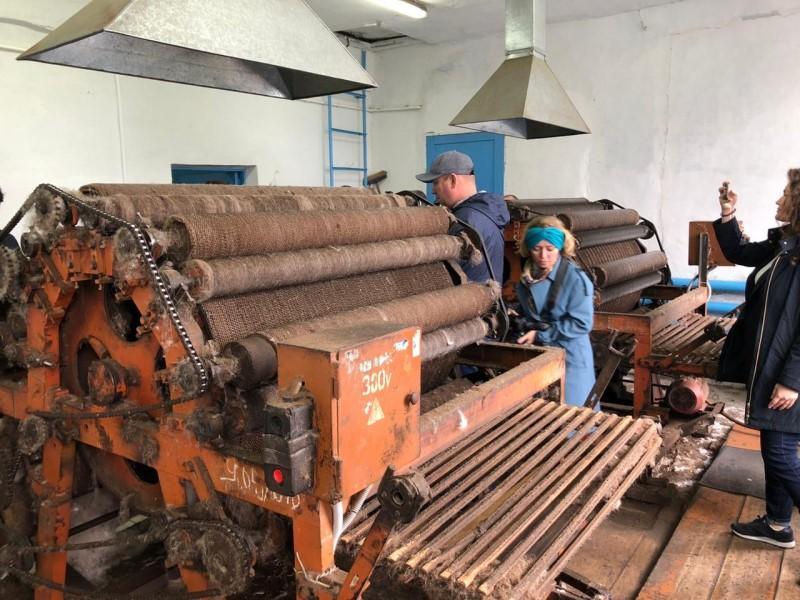 Производство в Голышманово