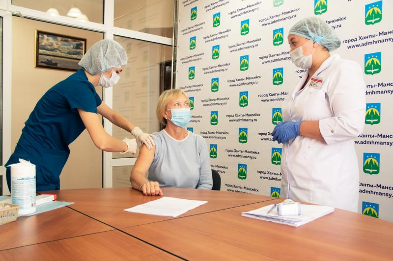 Сотрудникам администрации ставили препарат «Совигрипп»