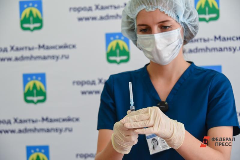 До 20 сентября в Югру поступит новая партия вакцины от гриппа