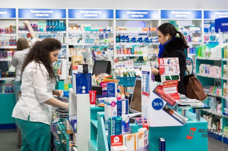 В аптеках скупили противовирусные препараты