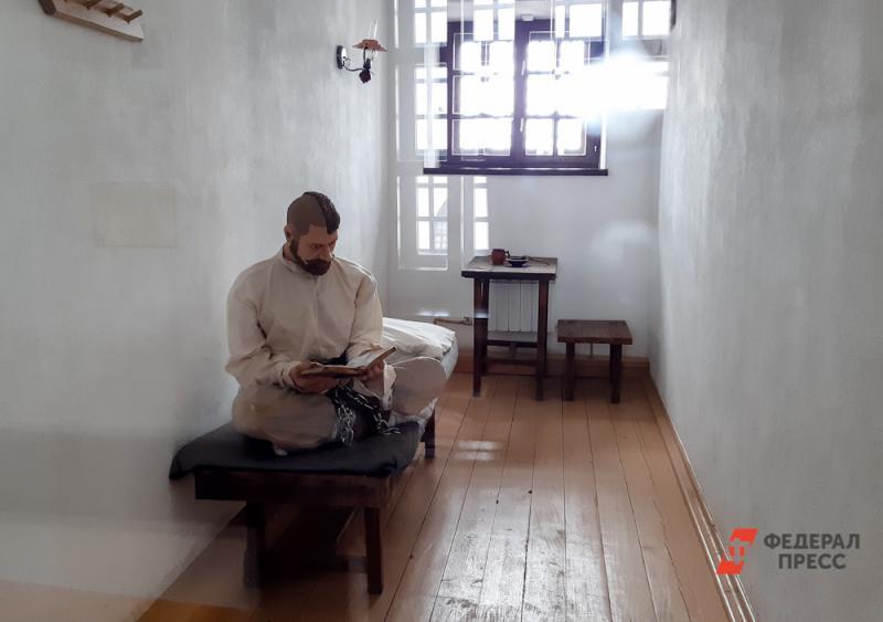 Тюрьма в Тобольске популярна среди туристов