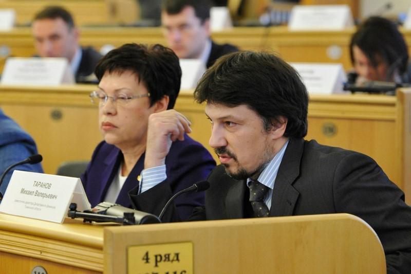 Михаил Таранов