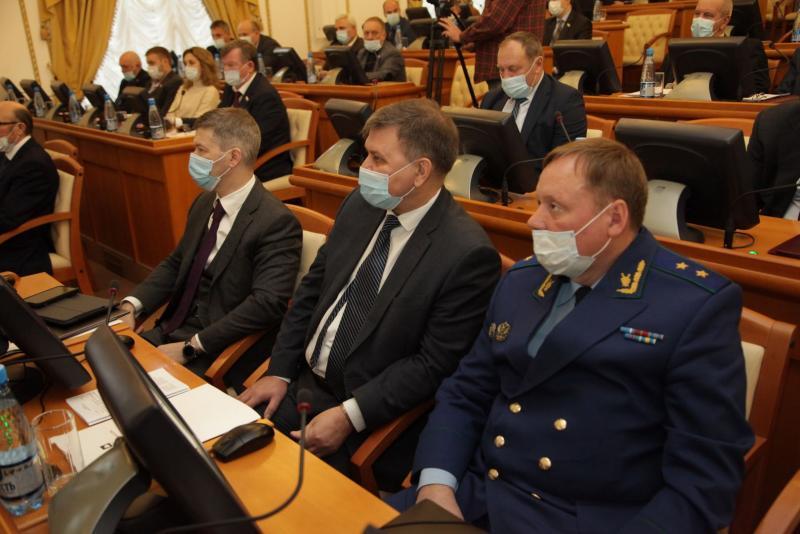 Депутаты проголосовали за приятие проекта бюджета в первом чтении