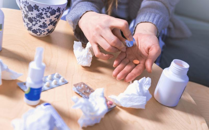 Самостоятельное лечение может быть опасно