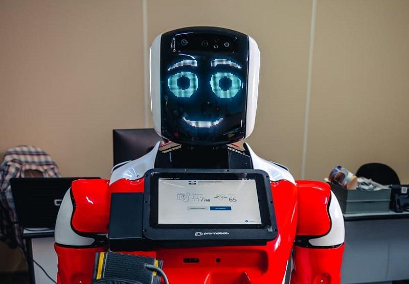 Робот Донни