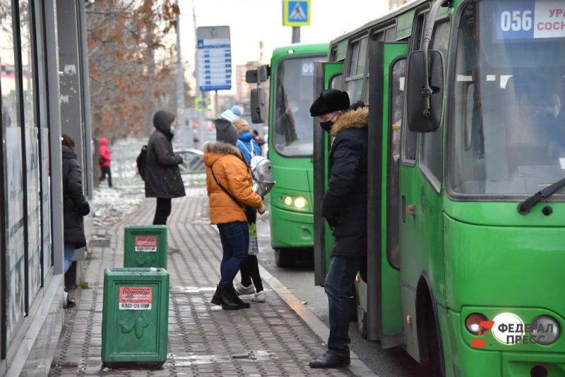 Транспорт в Новокузнецке