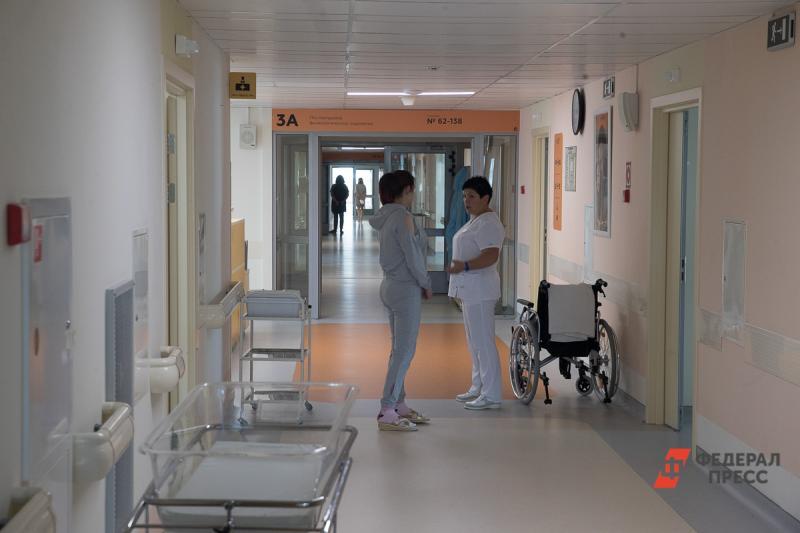 Поток пациентов в коммерческих клиниках значительно уменьшился  из-за пандемии
