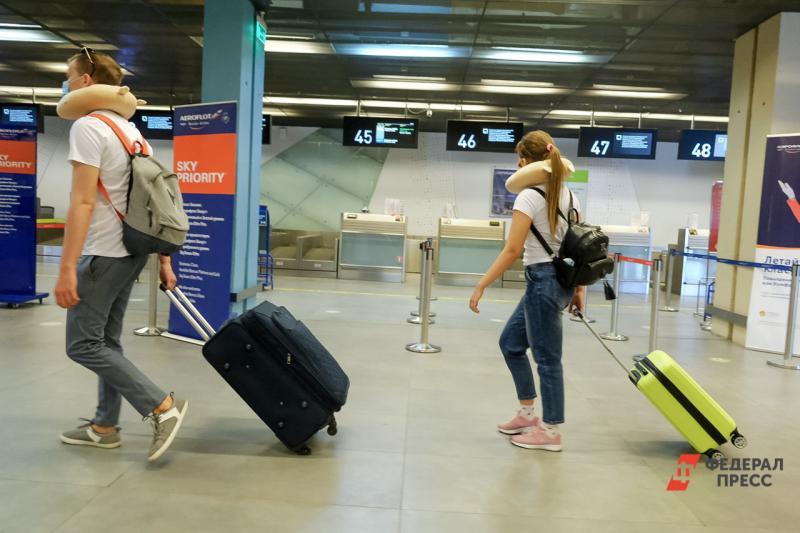 Из Тюмени можно улететь на юг прямыми рейсами