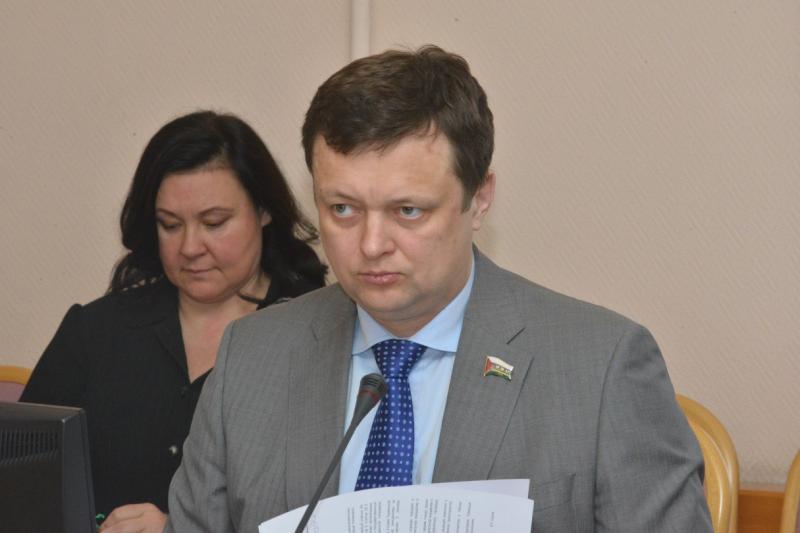 Михаил Селюков