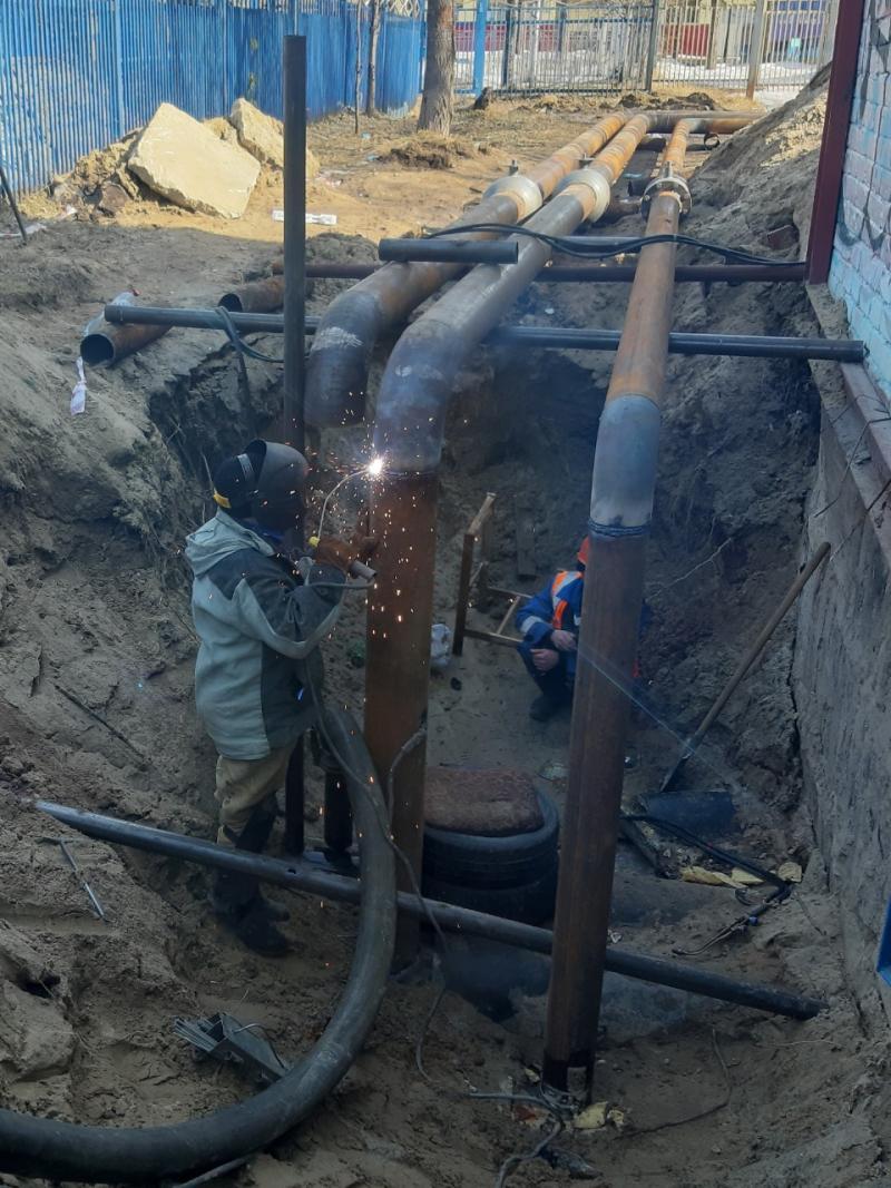 В Ноябрьске построят новую систему для подачи горячей воды и тепла