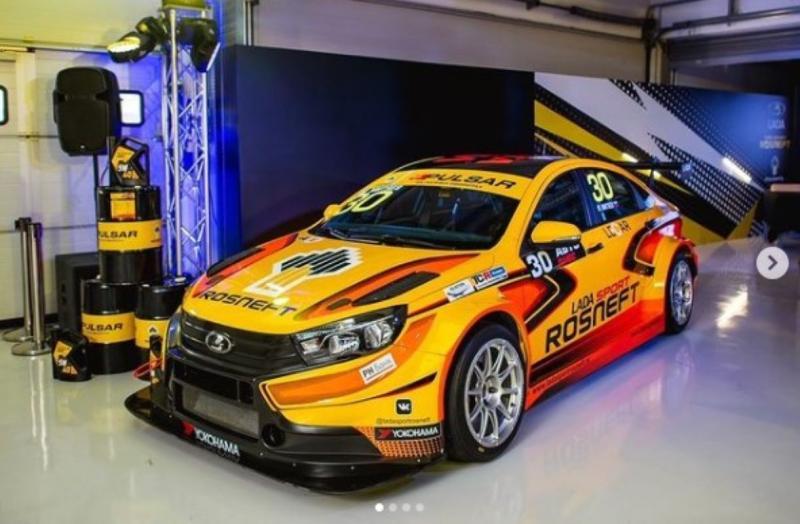 LADA Sport ROSNEFT представила обновленный состав команды