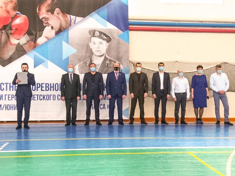 В Талице выберут лучшего боксера Свердловской области