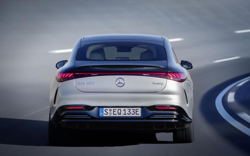 Фото Mercedes-Benz EQS-3
