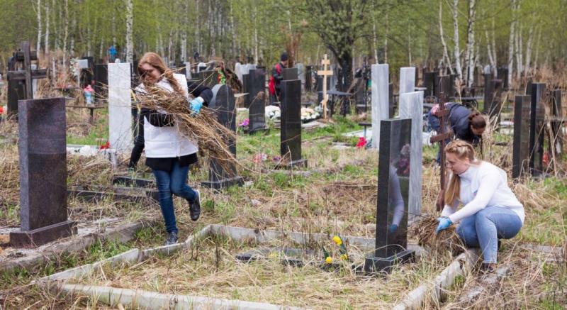 В преддверии Дня Победы единороссы проводят акции в память о героях ВОВ