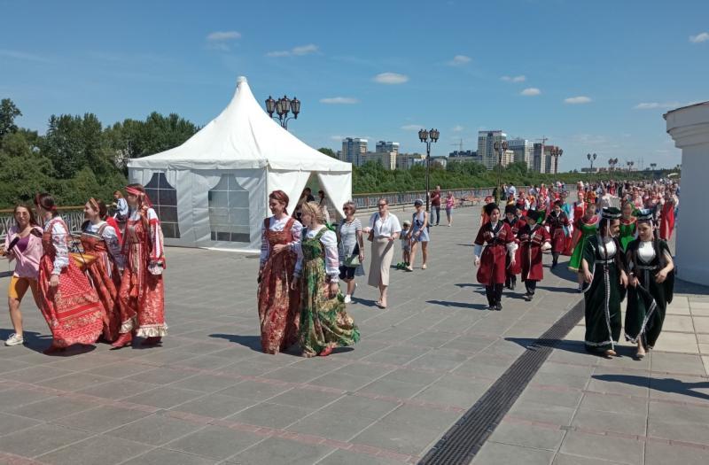 В Тюменской области много национальностей