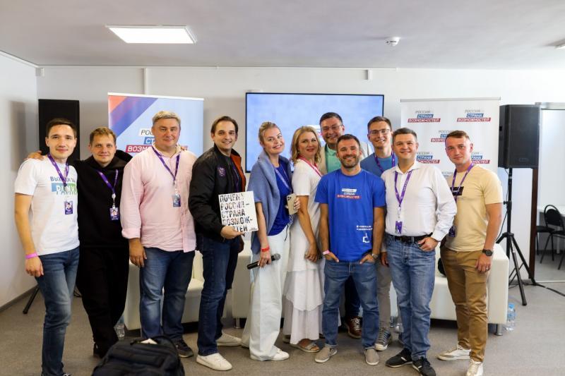 Участники проектов АНО РСВ рассказали свои истории