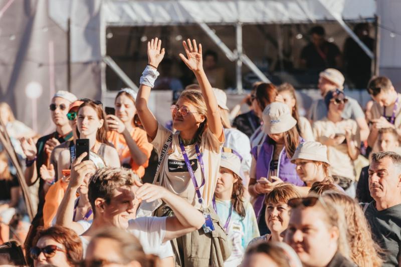 Фестиваль проходил с 8 по 12 сентября