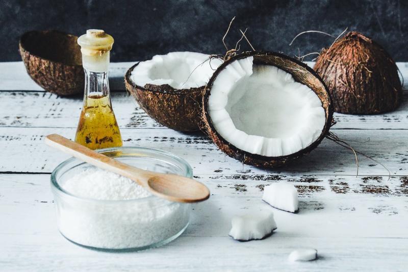 Кокосовое масло помогает похудеть