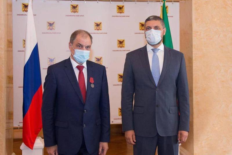 Поддержку Скачкову оказывал и глава региона Александр Осипов