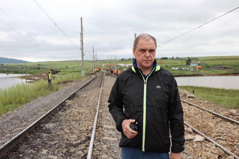 Политические оппоненты Скачкова чаще всего ставят ему в упрек аварии на ЗабЖД